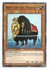 Beast of the Pharaoh SR07-EN021 Common Yu-Gi-Oh Card 1st Edition New