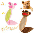 FJ- Cg_ ALS_ CO_ For Dog Toy Play Funny Pet Puppy Chew Soft Doll Plush Cute Pig