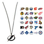 NHL Logo Necklace - Choose Your Team $10.67 USD on eBay