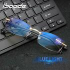 Kyпить iboode Rimless Reading Glasses Women Men Anti Blue Light Blocking Computer Readi на еВаy.соm