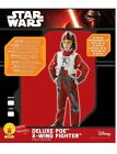 NEW Star Wars Deluxe Poe Xwing Fighter Fancy Dress Costume/Outfit 5-6 £9.98 GBP on eBay