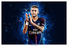 World Cup football star Canvas Poster bedroom decoration painting