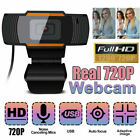 BEST 1080P Full HD USB Webcam Web Camera with Microphone for PC Computer Laptop