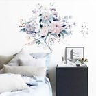 Flowers Pvc Removable Wall Sticker Decal Home Living Room Bedroom Decor Fil