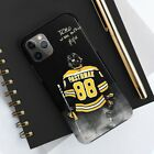 Boston Bruins David Pastrnak Signature Case Mate Tough Phone Cases $25.81 USD on eBay