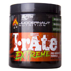 Juggernaut Nutrition Irate Extreme Pump Focus Max Performance Explosive Energy $33.95 USD on eBay