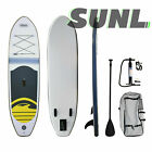 SunL Inflatable Stand-Up Paddle Board SUP - Choose the Size 9' | 10' | 11'
