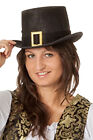Cylinder Black Hat Carnival Wizard Magic Gothic Streampunk Laundry Bags