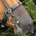 CASHEL STANDARD QUIET RIDE COMFORT NOSE NET HORSE Riding FLY Mask PROTECTION
