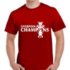 Liverpool 2020 Champions T-shirt Top Tee | Winners | Celebration I Gift For Life image