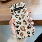 For Samsung S20 Ultra S10 Plus S9 S8 Note 10+ Leopard Print TPU Phone Case Cover