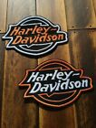 Harley-Davidson Patch Iron On Applique Embroidered Patch Craft Motorcycles $5.0 USD on eBay