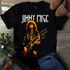 New! Rare! Jimmy Page T-Shirt Reprint Tee Men All Size S to 4XL image