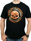 Harley-Davidson Mens Willie G Skull Sign Black Short Sleeve Biker T-Shirt $14.99 USD on eBay