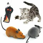 New 8 Colors Cat Toys Remote Control Wireless RC Simulation Mouse Toy Electronic