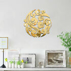 3d Auspicious Cloud Mirror Decals Home Wall Stickers Diy Bedroom Decoration Cp