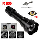 500Yards Laser Infrared 10W IR 850nm/940nm LED Hunting Light Night Vision Torch