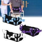 Support Bed Rehabilitation With Handles Nursing Patient Transfer Belt Moving
