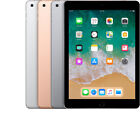 Apple iPad 6 (6th Gen) - (2018 Model) - 32GB - 128GB - Wi-Fi - Cellular