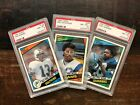 Topps 1984 Football Individual Cards - Complete Your Set!  .99! $0.99 USD on eBay