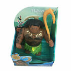 NEW UK Singing Moana Friends Maui Action Figures Doll Light Movie Song Kids Toys