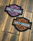 Patch Iron-On Harley-Davidson Embroidered Patch $6.5 USD on eBay