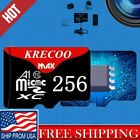 New 64 128 256GB TF Flash Micro Memory Card UHS-1 C10 for Car Phone Camera Ultra