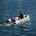 330cm (11ft) Inflatable Heavy Duty Dinghy Tender Fishing Boat w/Aluminum Board