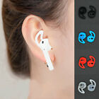 1 Pair Ear Hooks Silicone Skin Cover Fits For Apple AirPods AirPod Headphones US