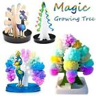 Magic Growing Christmas Tree Crystal Toy Boys Girls Stocking Filler Xmas Gift Us