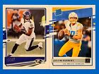 2020 Donruss Football Base *** Pick Your Favorite Player 1-350 *** Rookies Stars