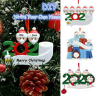 2020 Family Santa Christmas Tree Home Party Hanging Ornaments Decorations Gifts