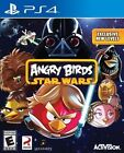 Angry Birds Star Wars PS4! FUN FAMILY GAME PARTY NIGHT! JEDI MASTER, GALAXY