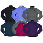 The North Face Jacket Womens Ironton Zip Fleece Lined Mock Neck Long Sleeves New