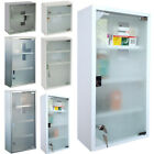 Medicine Cabinet Home Medical Supplies First Help Wardrobe Apothecary Cabinet