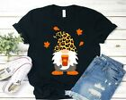 Thanksgiving Gnomes Halloween Trick Or Treat Shirt Gift Ideas For Women