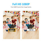 "HD 3MP 13""Monitor NVR CCTV Security Camera System Wireless Outdoor Home Set 1TB"