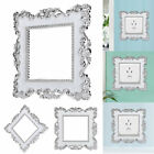 Crystal Resin Socket Surround Stickers Switch Panel Surround Cover Home Decor