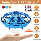 Mini Drone Quad Induction UFO Flying Toy Hand-Controlled RC Kids Xmas Gifts UK