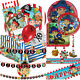Jake & The Neverland Pirates Birthday Party Ranges Tableware Decorations Balloon