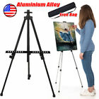 Aluminium Art Artist Tripod Easel Display Stand Sketch Painting Draw Collapsible