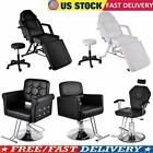 Adjustable Black Hydraulic Barber Hair Salon Hairdressing Beauty Office Chair