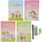 Magic Practice Copybook Handwritten Practic Reusable Book English Version