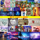 5d Diamond Painting Embroidery Cross Craft Stitch Arts Kit T Mural Home Decor W