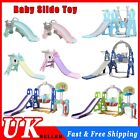 Toddler Climber Compact Slide Kids Child Outdoor Indoor Baby Play Fun Toy Yard T