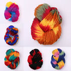 New Anti-pilling Dyed Wool Yarn/hand Knit Crochet For Sweater Scarf Hat Glove Uk