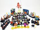 HeroClix Teen Titans Miniature Figures Figurines Game Pieces DC Comics Wizkids