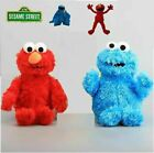 Sesame Street 12'' Large Elmo Cookie Monster Soft Plush Stuffed Toys Kids Toy