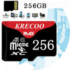 64GB/128GB/256GB UHS-1 Class 4 U3 TF Fast Flash Memory Card for Phone Tablet USA