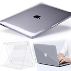 New Clear Hard Shell case for MacBook Air A13 and 11 to16 with Touch BarCrystal